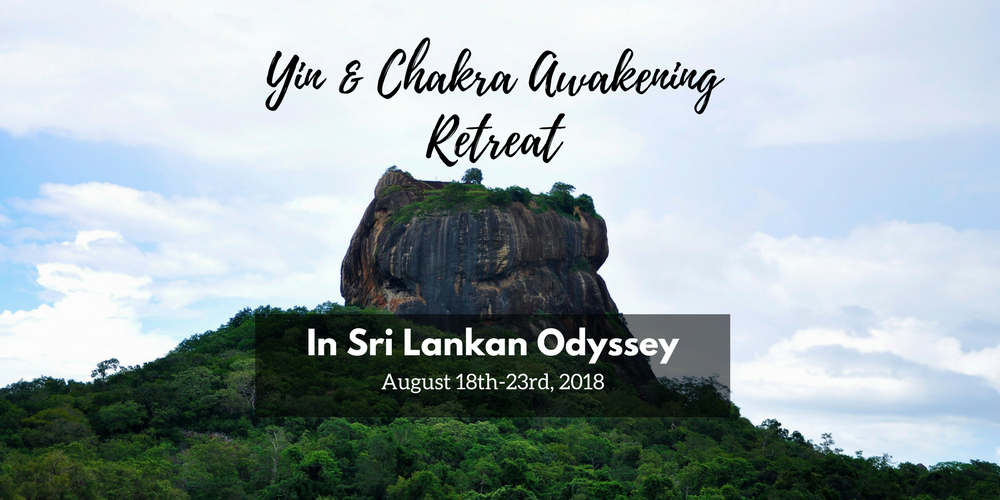 yin yoga & chakra awakening retreat sri lnaka