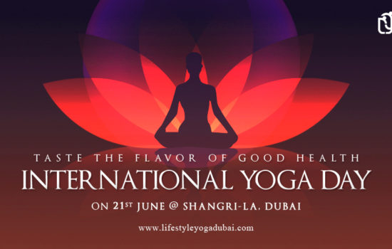 international yoga day website