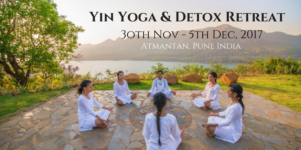 Yin yoga detox retreat