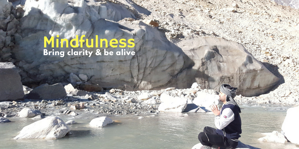 Mindfulness post banner