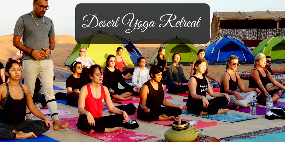 Desert Yoga Retreat