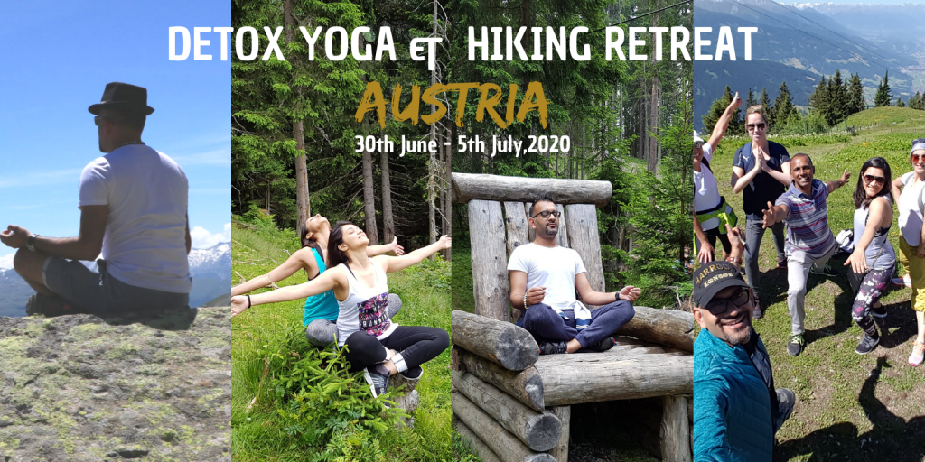 DETOX YOGA HIKING RETREAT Austria
