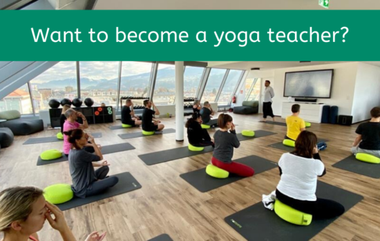 Want to become a yoga teacher