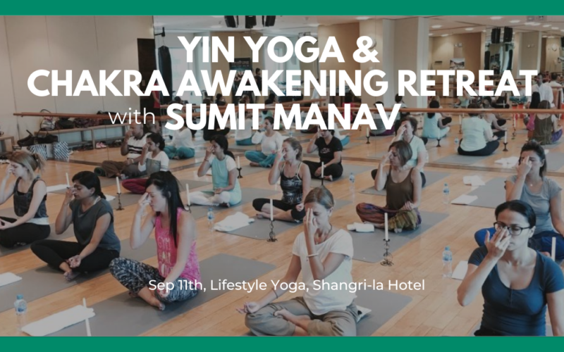 Yin Yoga Retreat - Lifestyle Yoga Dubai